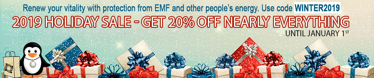 Holiday EMF Sale