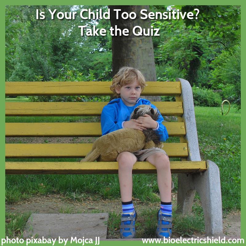 IsYourChildTooSensitive