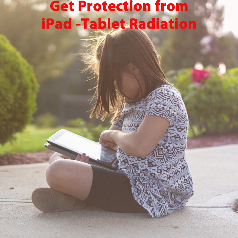 get protection from tablet radiation
