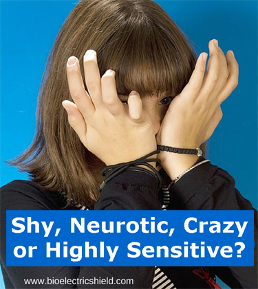 Shy-Neutoric or Highly Sensitive