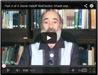 Video of Dr. David Getoff on EMF Devices - part two