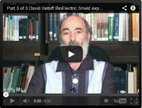 Video of Dr. David Getoff on EMF Devices - part three