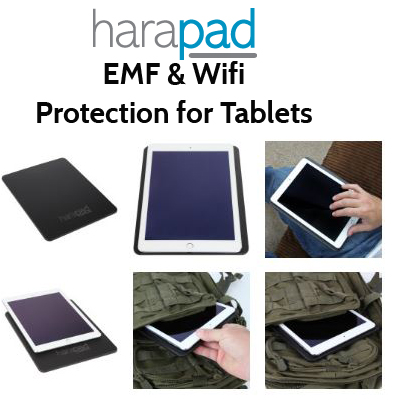 emf protection case for tablet