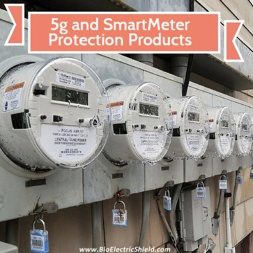 5G and Smart Meter Protection Products