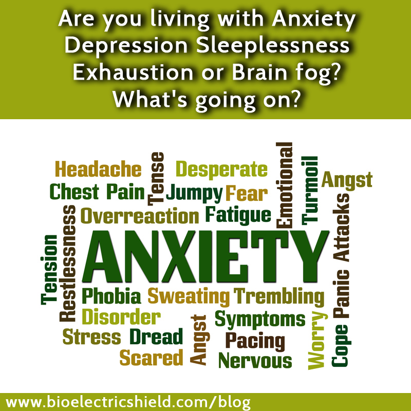 word cloud anxiety, fatigue, phobia, symptoms, dread, scared, turmoil, fear, angest, tension, panic attacks