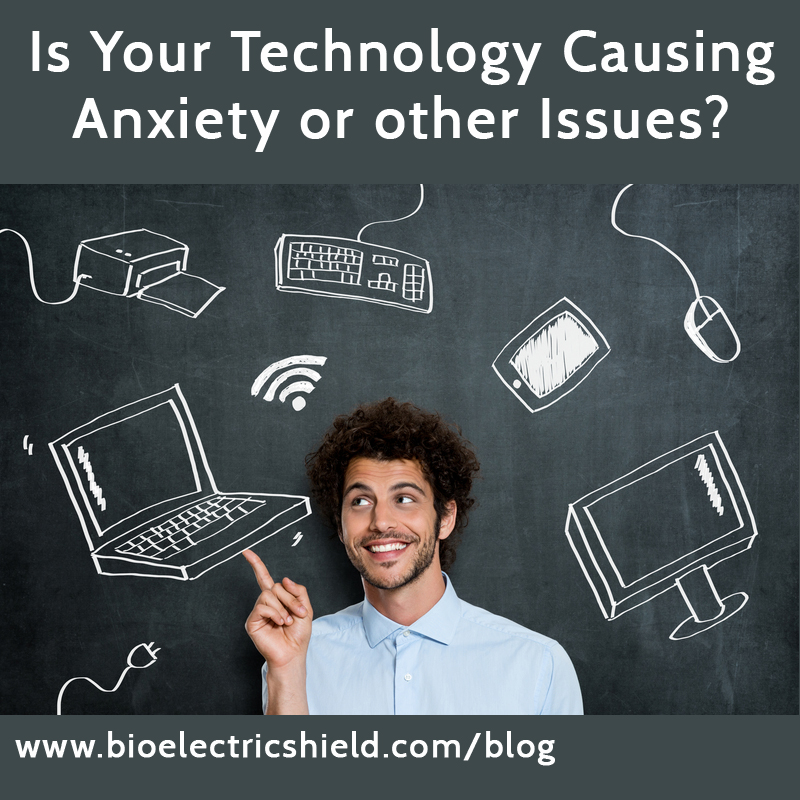 Is your technology causing anxiety or other issues