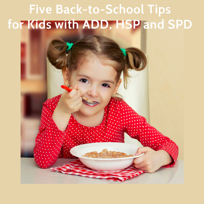 back to school tips for ADD