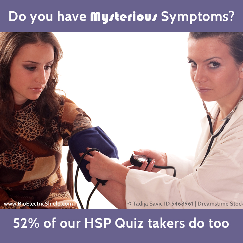 do you have mysterious symptoms