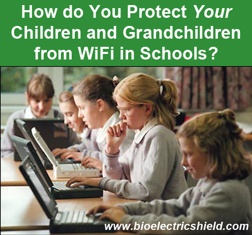 How to Protect Children from Wifi