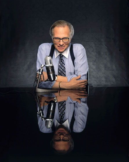 Larry - King Cell phones and electrosensitivity