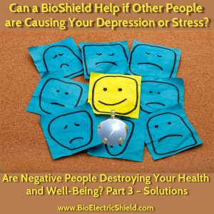 are negative people causing you stress?