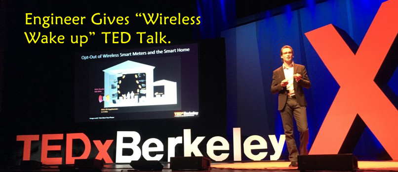 Ted Talk about Wifi and electromagnetic illness