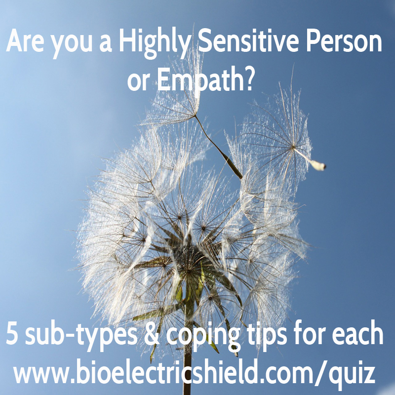 Dandelion are you an hsp or empath