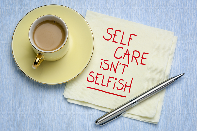 self care is an act of love