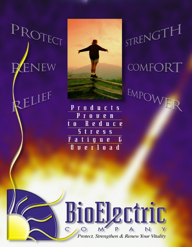 EMF protection Shields renew, strength, comfort, empower