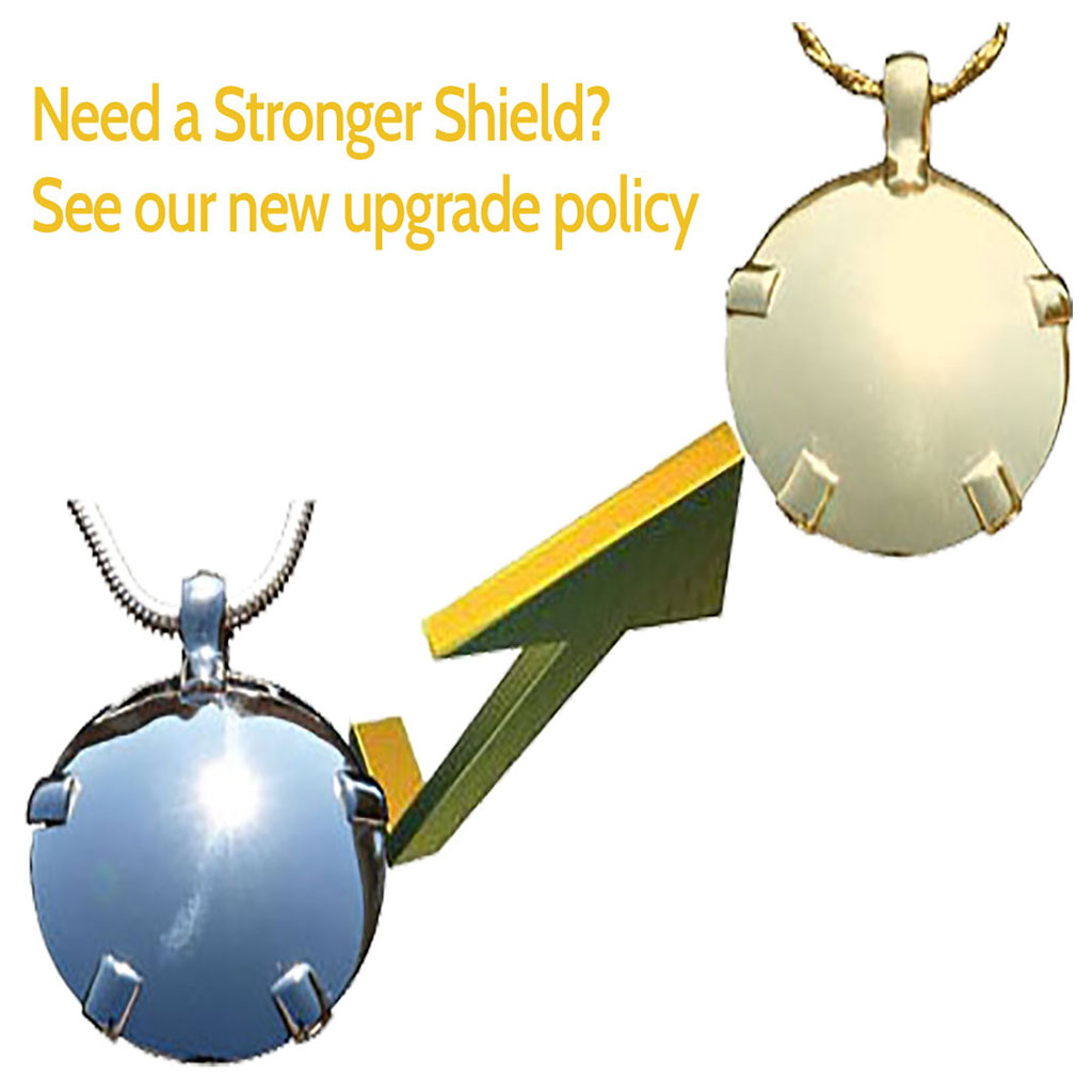upgrade to a stronger level shield